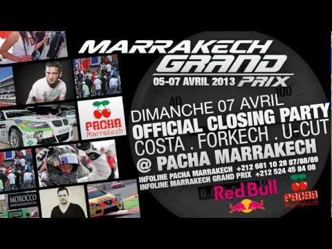 Spot Radio - Official Closing Party Marrakech Grand Prix 2013 /// Pacha Marrakech