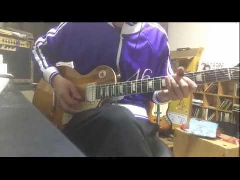 乃木坂46『世界で一番孤独なLover』ギターソロ練習用動画