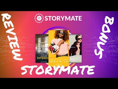 StoryMate Review. http://bit.ly/2HwwXk6