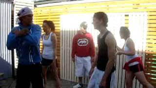 Ka Life TV - Teaching Tumehe Dance for Jump Fusion on What Now
