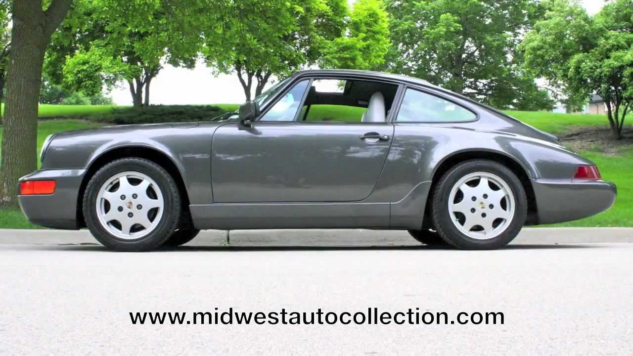 porsche 911 carrera 2 964 sold video test drive. Black Bedroom Furniture Sets. Home Design Ideas