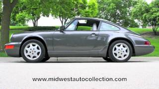 Porsche 911 Carrera 2 (964) **SOLD** - Video Test Drive with Chris Moran - Supercar Network