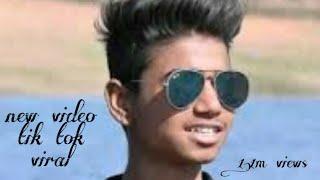 Sagar goswami new tik tok viral videos