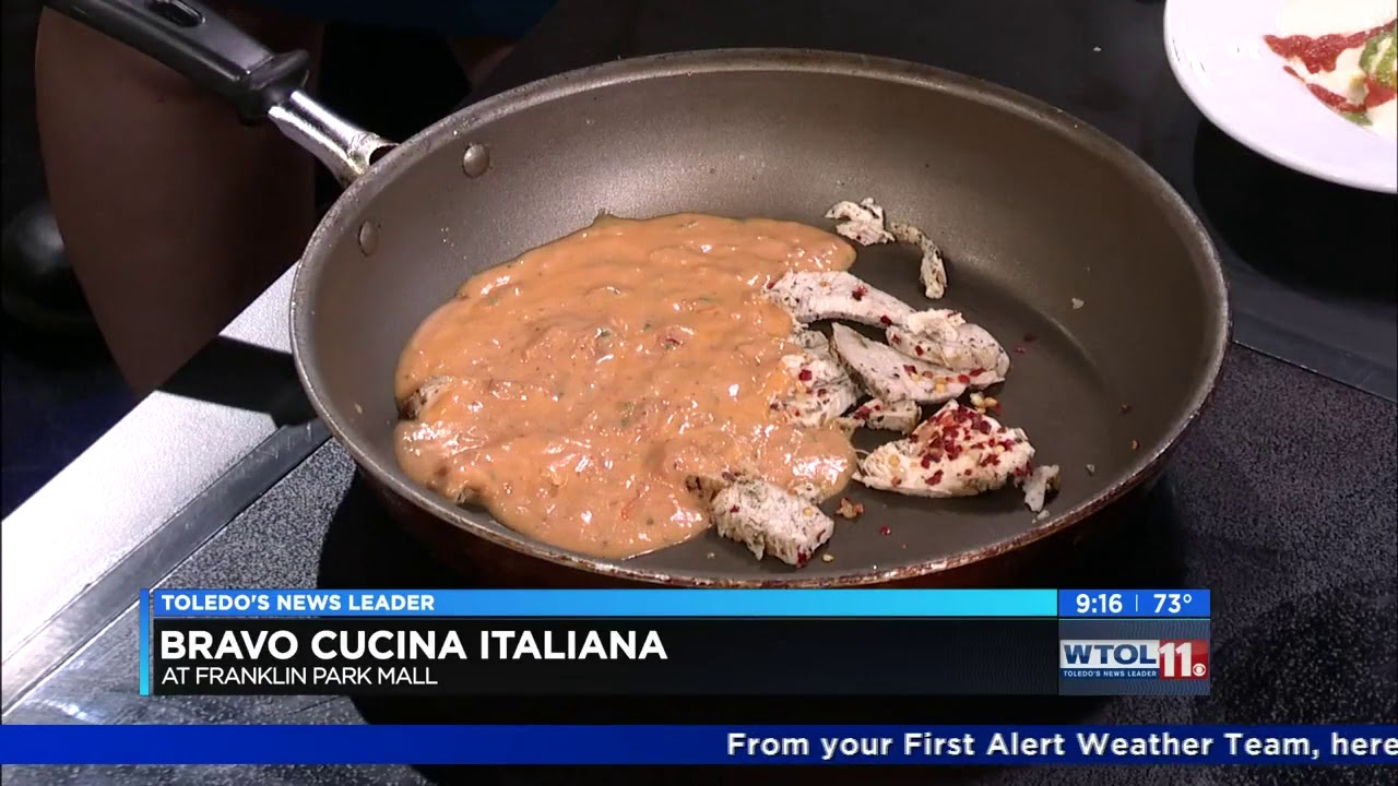 Cucina Italiana News Bravo Cucina Italiana Featured On Wtol Tv For 25th Anniversary