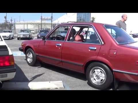 1979 Honda Accord Start Up And Takeoff Youtube