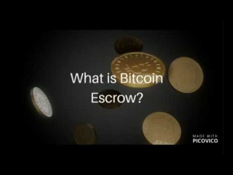 bitcoin escrow review