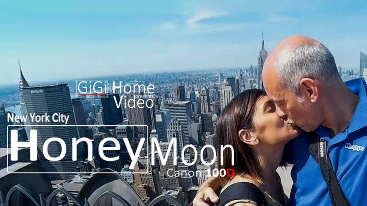 New York City Honeymoon Version Sam Kolder Inspired Canon Eos 100d 18 55 Stm