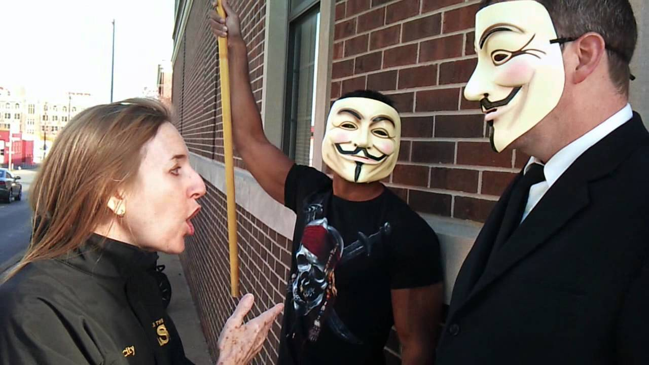 Kansas City Anonymous Has A Conversation With Maggie Kittenger