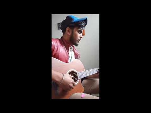 || Song - Duniya || Akhil & Dhvani Bhanushali || Cover by - Ajit Singh Sokariya ||