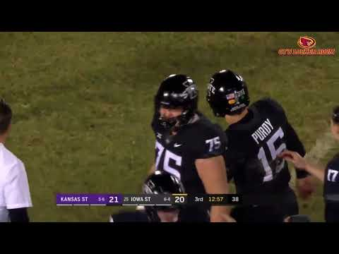 Iowa State 42, Kansas State 38