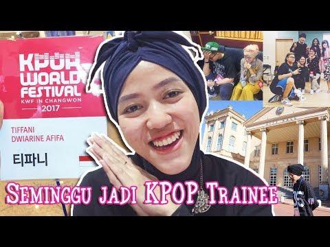 CERITA KWF 2017 PART 1: Jadi KPOP Trainee Itu Sulit