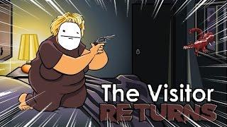 ¡¡Vuelve el alien y es más FEO!! | The Visitor Returns | ByDalar games
