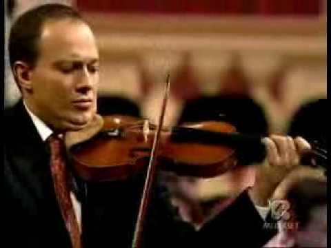 Mozart Sinfonia Concertante 1st. mov (2), Francesco Manara, Simonide Braconi.