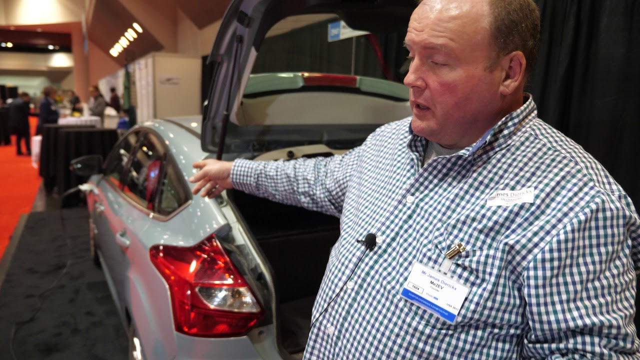 Range Extenders For Electric Vehicles Youtube
