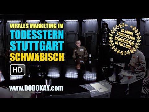 virales marketing im todesstern stuttgart