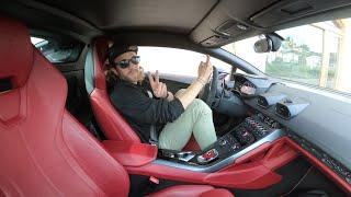 Pongo el LAMBORGHINI HURACÁN a 276 kph | TEST coches d COMPETICIÓN Porsche GT3  | Dani Clos