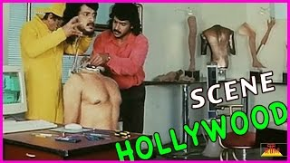 Hollywood Tamil Movie Scenes - Upendra, Ananth Nag, Felecity Mayson, Seenu