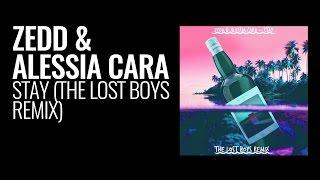 Video Zedd & Alessia Cara - Stay (The Lost Boys Remix) download MP3, 3GP, MP4, WEBM, AVI, FLV Maret 2018