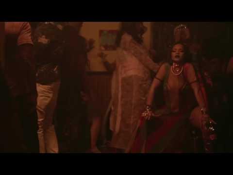 Work Rihanna Marroneo Remix 98 BPM VJ N3GRO DEMO