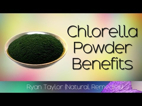 Chlorella Powder: Benefits for Health