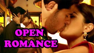 Top 5 Bollywood Couples Who Locked Their Lips in Public [Bollywood Cafe]