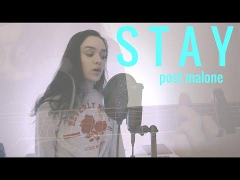Stay - Post Malone   Cover   Alysha