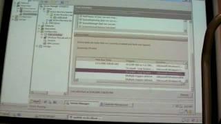 Управление системой: Server Manager,  MMC 3.0, Windows Eventing 6.0, Windows Task Scheduler 2.0. Часть 4