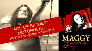 Motörhead - Ace of Spades - Cover by Maggy Luyten