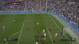 FIFA 16 Gameplay - World Class Mode