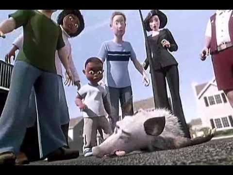 Za plotem (2006) - trailer