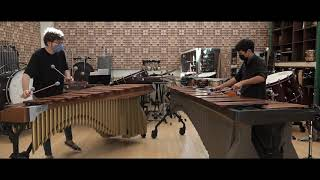 Philippe Manoury - Le Livre des Claviers: II. Marimba Duo