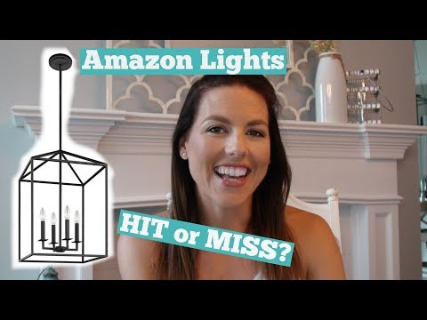 Kitchen Island Lighting | Sea Gull Perryton Four Light Fixture Review
