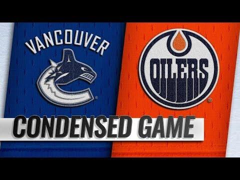 Vancouver Canucks vs Edmonton Oilers preseason game, Sep 25, 2018 HIGHLIGHTS HD