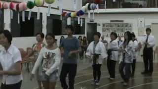 11 Hokkai Bon Uta - Urabon-E e Bon Odori de Dracena - 2014