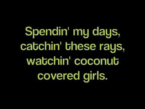 Sun Tan City-  Luke Bryan(Lyrics)