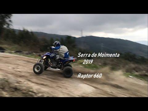Yamaha Raptor 660 | Serra de Moimenta GoPro Hero 5