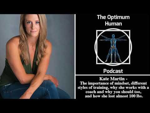 Episode #009 Kate Martin