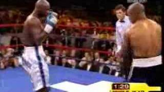 Roy Jones Jr vs Antonio Tarver III Round 5