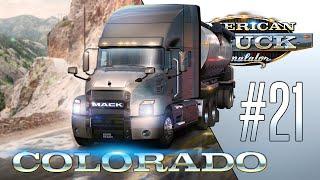 НОВОЕ DLC. ШТАТ КОЛОРАДО - American Truck Simulator Colorado 1.39.1.4s 21