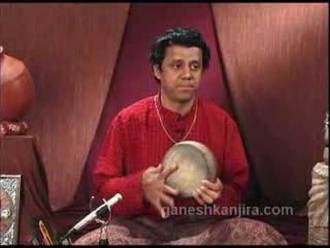 Kanjira Solo with Ganesh Kumar