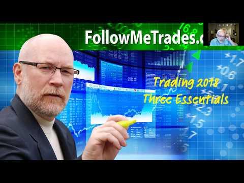 FMT Three Essentials for Trading 2018