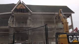 General Gordon School Demolition
