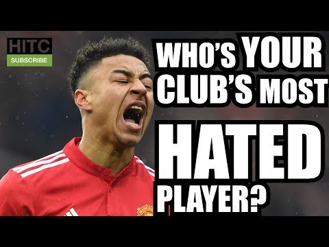 MOST HATED PLAYERS: Every Premier League Club