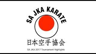 SA JKA 2017 Tournament Highlights