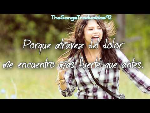 I Won't Apologize - Selena Gomez [Traduccion Español]