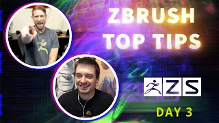 Top Tips Collection Day 3 - Paul Gaboury & Joseph Drust Featuring Various Professional Artists