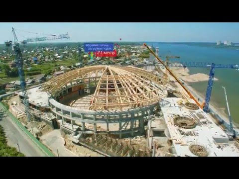 Аквапарк и Ясный берег — новостройки в Новосибирске - Видео онлайн