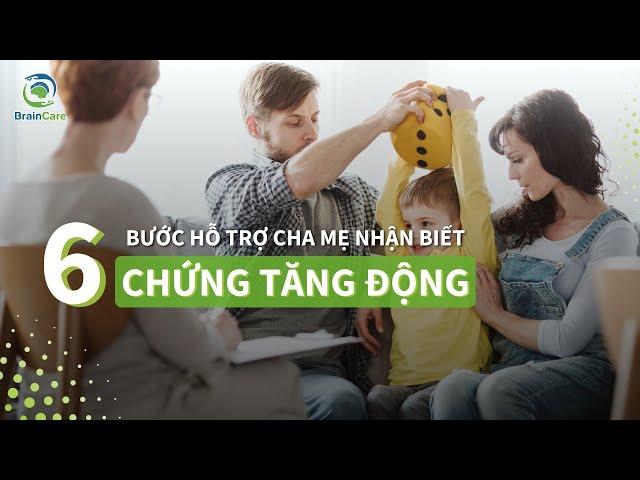 6 Bước Hỗ Trợ Cha Mẹ Nhận Biết Các Triệu Chứng Tăng Động Giảm Tập Trung Ở Trẻ Em
