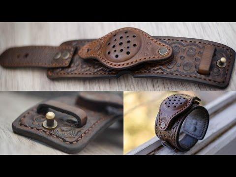 браслет для часов с защитой