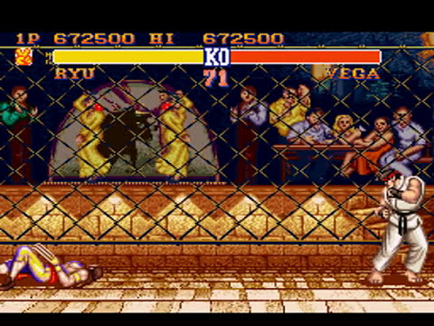 Street Fighter Ii The World Warrior Snes Ryu Hardest Youtube